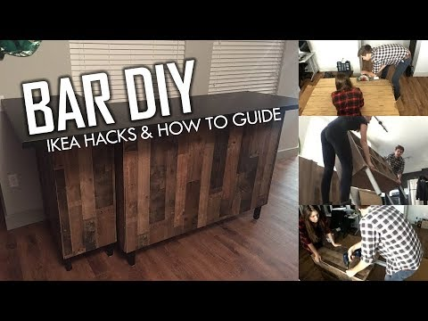 Credenza Bar Ikea : Amazing ikea hacks that will make your home look more expensive