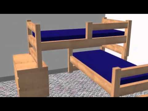 3 D Rendering Of Grote Hall Student Room. WIU Housing U0026 Dining Part 46