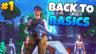 """Back To Basics!"" - Fortnite Save the World Ep #1 (Save the World Let's Play)"