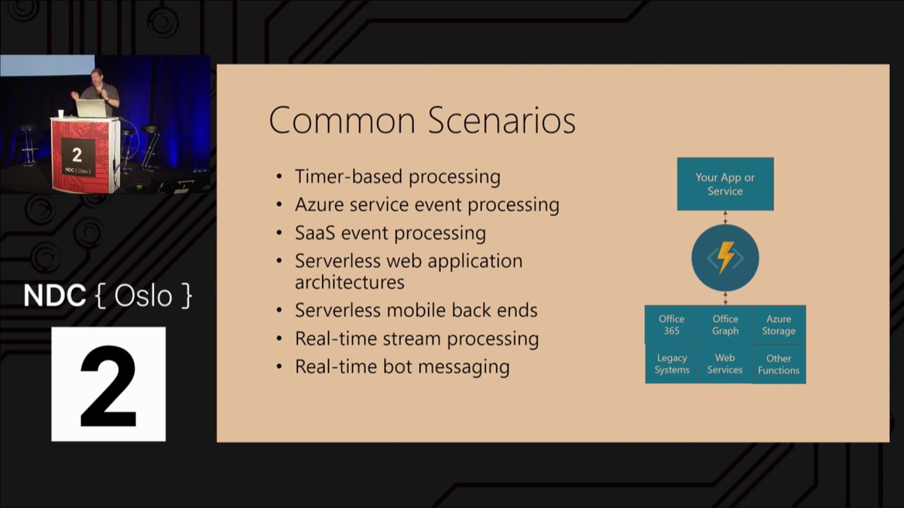 Azure Functions and Microsoft Cognitive Services Computer Vision API - Todd  Fine