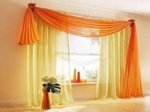 types drapery ideas in living room | most beautiful cartain design for living room|decorative ...