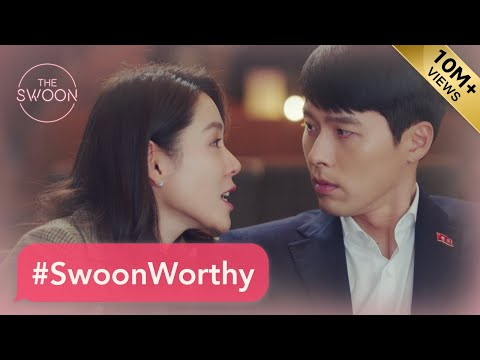 Crash Landing On You #SwoonWorthy Moments With Hyun Bin And Son Ye-jin [ENG SUB]