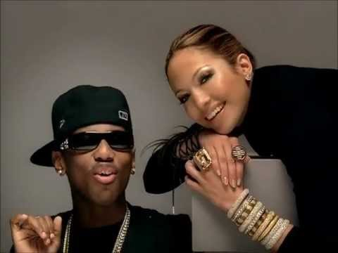 Jennifer Lopez ft. Fabolous - Get Right (Remix) [1080p HD]