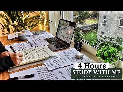 4 HOUR STUDY