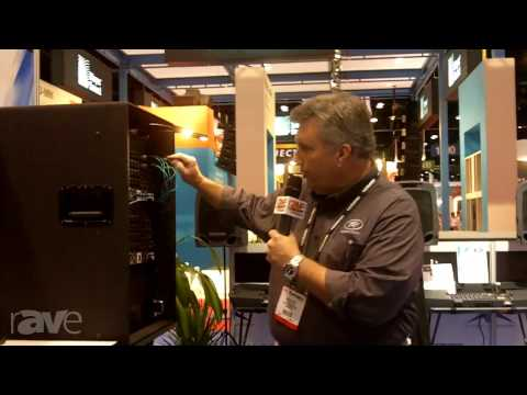 InfoComm 2013: Peavey Features Cress Audio Tactus Mixing System