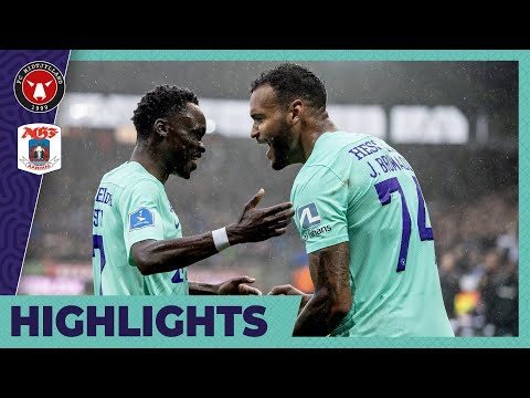Midtjylland Aarhus Goals And Highlights