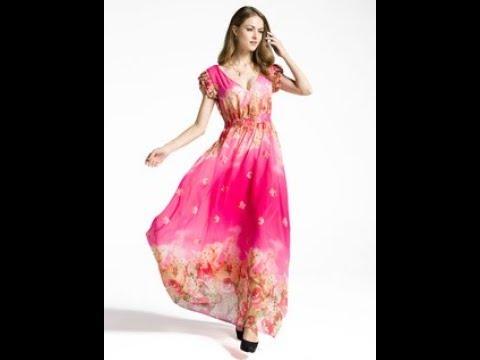 Женские платья - итальянские образы