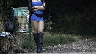 تجارت برده های جنسی در اروپا - on the frontline