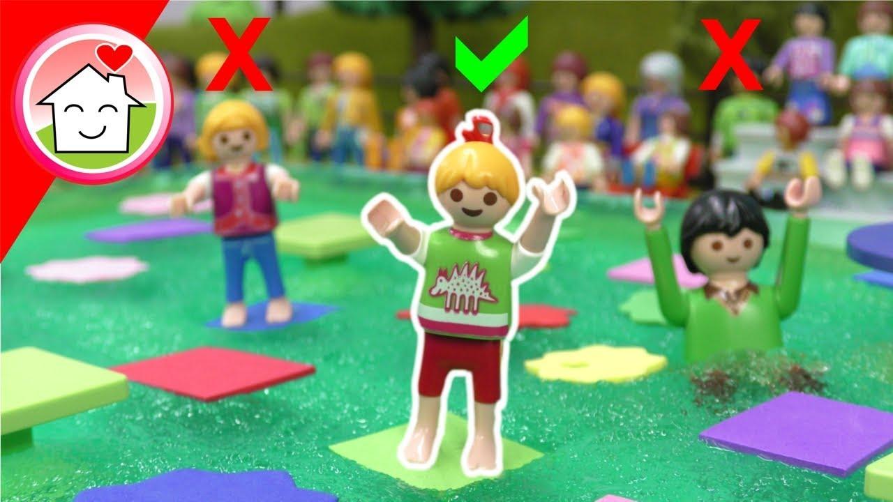 Download Playmobil Film Familie Hauser - Wähle nicht den falschen Weg - Schüler gegen Lehrer Challenge