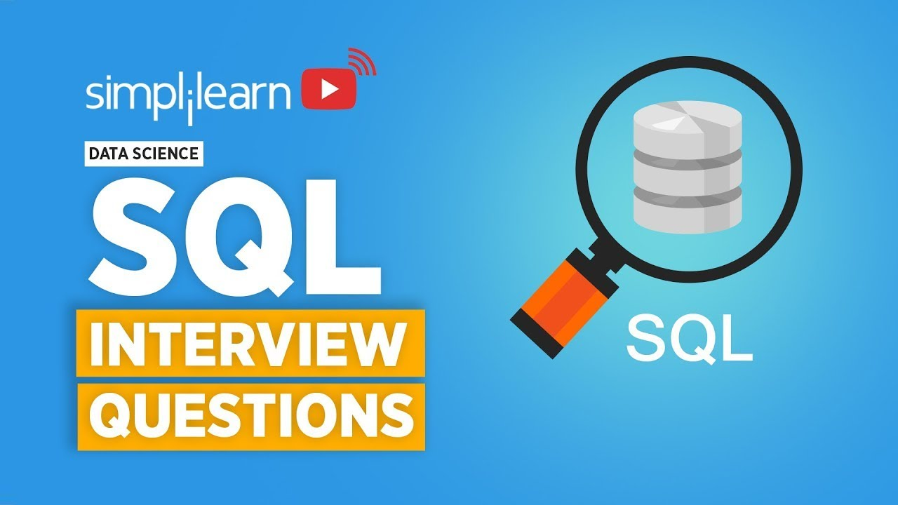 SQL Interview Questions and Answers For Data Science   SQL Interview Preparation