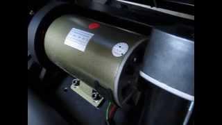 Smooth Fitness Treadmill 9.35i motor noise