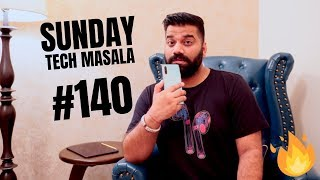 #140 Sunday Tech Masala - New Phones & videos...#BoloGuruji🔥🔥🔥
