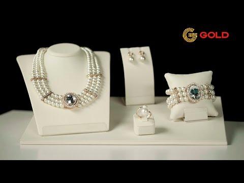 Ювелирные украшения | Коллекция Pearl Сharm | 585GOLD