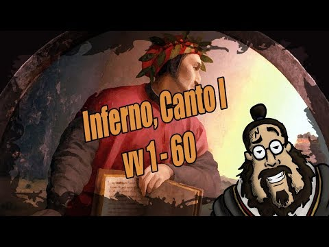 Analisi Inferno, Canto I, vv 1-60  [Divina Commedia]