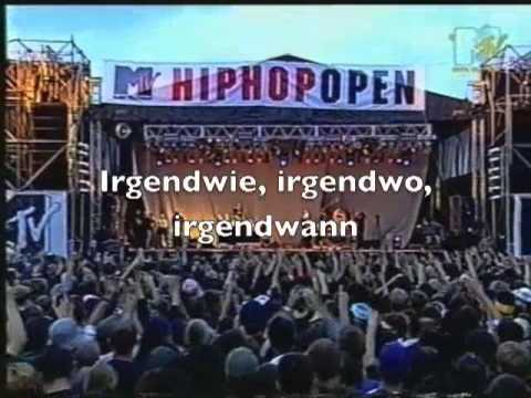 Absolute Beginner - K2 / Irgendwie, irgendwo, irgendwann (Live 2000)