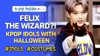 Baixar [Pops in Seoul] K-pop Idols' Halloween Costumes! (feat. Felix)