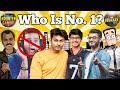 Top 10 Gamers in India 2019   Carryminati, Mortal, dynamo gaming, no beastBoy Shub   One Plus 7