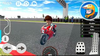 Paw Ryder Moto Racing 3D Gameplay Android Moto Racing Games