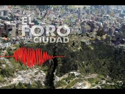 terremoto en Quito YouTube