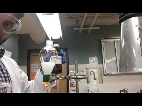 Isolation Of Eugenol: Extracting Eugenol Into Dichloromethane (9)