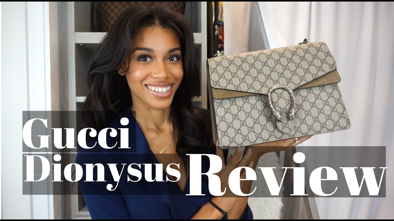 5ceba173b94 GUCCI DIONYSUS MEDIUM REVIEW