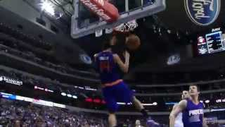 NBA Top 30 In-Game Dunk Contest of 2014-2015