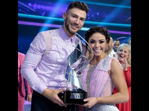 Jake Quickenden crowned Dancing on Ice skating champion in explosive final - 247 News