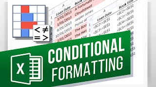 How to Use Conditional Formatting in Excel | How to Create a Conditional Formatting Rule in Excel