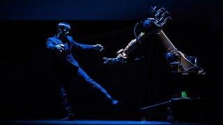 الإنسان روبوت الرقص دويتو | هوانغ يي & كوكا