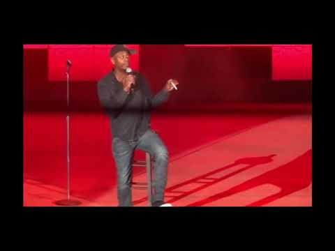 Dave Chappelle   New StandUp 2015