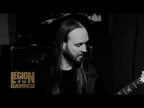 LEGION OF THE DAMNED - Riffing with Twan & Harold (Part II) | Napalm Records