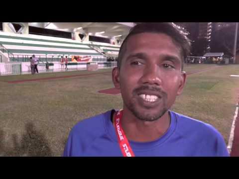 Mohd Noor Ali On Hasrin Sending Off
