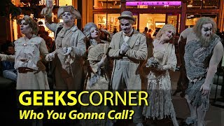 Who You Gonna Call? - GEEKS CORNER - Episode 905 thumbnail