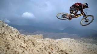 Darren Berrecloth Backcountry MTB 360 - Ultra Slow Motion - Where the Trail Ends
