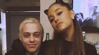 How Pete Davidson Has Supported Ariana Grande Following Mac Miller Death