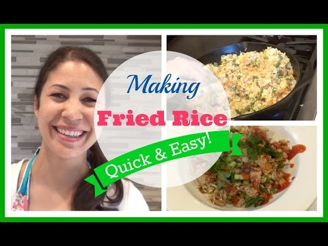 Quick & Easy Fried Rice Recipe | Jennifer L  Scott