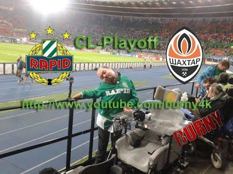 SK Rapid Wien - Shakhtar Donetsk Champions League #esistnochnichtvorbei