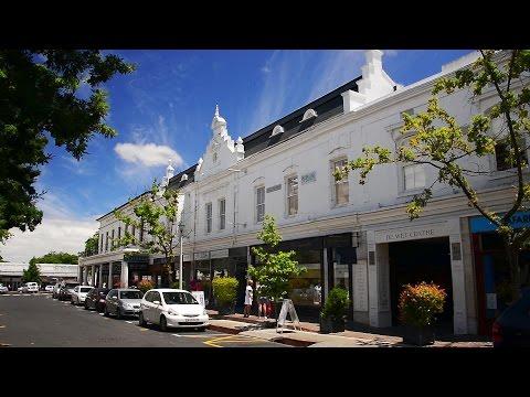 Stellenbosch South Africa 2017