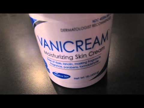 Eczema on face- Dry skin on face cream review
