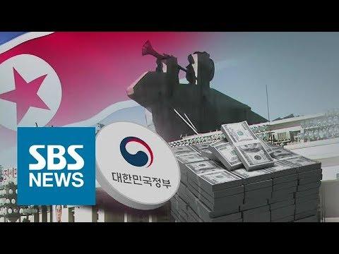 정부, 오늘 800만 달러 대북지원안 의결 논의 / SBS