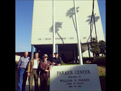 LAVA Sunday Salon: Making Sense of Parker Center March 2017