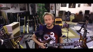 Spiegazione libro vita da chitarristi