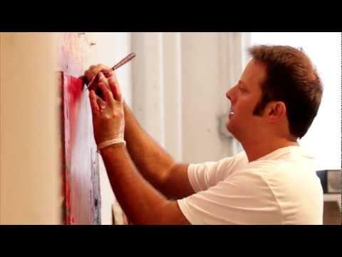Studio Art Alumnus Brian Rutenberg -- Alumni Profile -- College of Charleston School of the Arts