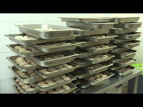 Более 25 тысяч учащихся начальных классов в Рязани получат бесплатное горячее питание