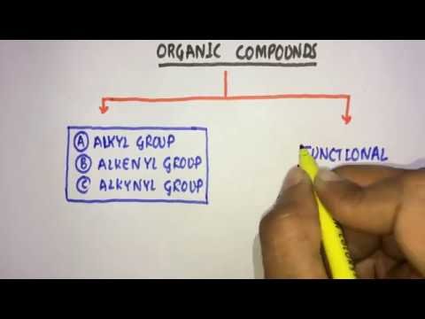 01.Organic Chemistry_Introduction: 03-Alkyl, Alkenyl, Alkynyl, Free Radical, Carbocation & Carbanion