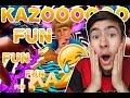 Реакция на Kazoo Kid - Trap Remix