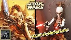 Star Wars: Was mit AURRA SING nach den Klonkriegen passierte [Kanon + Legends]