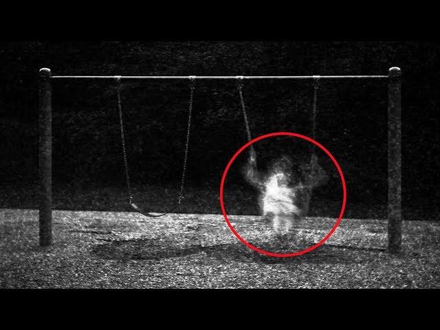 GHOST AT HAUNTED FOXRIDGE PARK (3AM CHALLENGE)