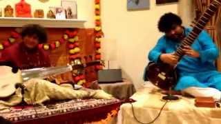 MUSIC OF MAIHAR - Sitar Sarod Duet Raag Simendra Madhyam