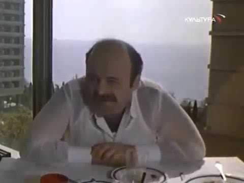 Александр Калягин в фильме Большая любовь Н П Чередниченко 1977г